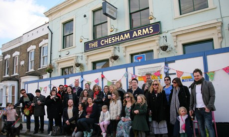 Save the Chesham Arms Group