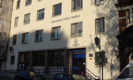 Shoreditch Police Station