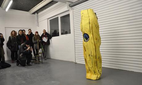arbeit gallery banana