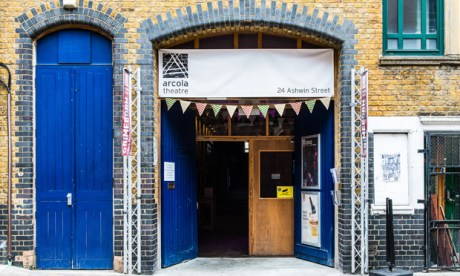 Nominated: the Arcola Theatre have a chance to win big at The Stage awards. Photograph: Arcola Theatre