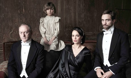 The Cast of Childhood of a Leader.