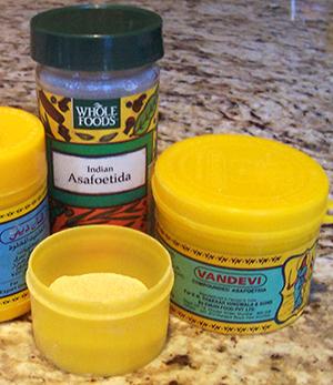 Asafoetida. Photograph: Wikimedia Commons