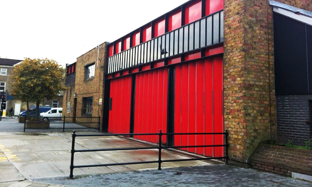 Kingsland Fire Station