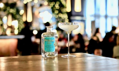 In the mix: British Gin distillers Pothecary are one of the World's Best Martini finalists. Photograph: Pothecary Gin