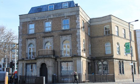 Sold: The Pembury Tavern will be a new home for Five Points drinkers