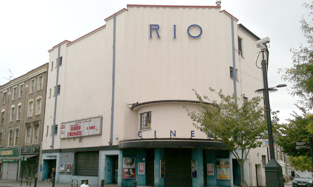 Rio Cinema. Photograph: Mark Hillary via Flickr