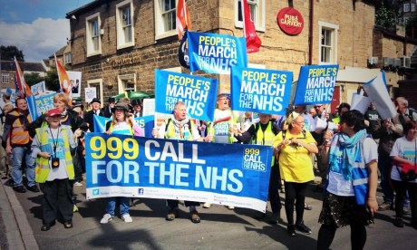 People's March for the NHS