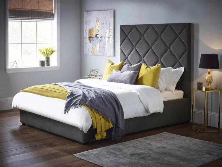 Gray And Yellow Bedroom Ideas Photos Hackrea