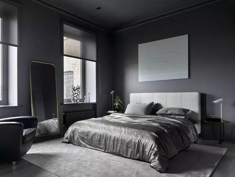 Black And Gray Bedroom Ideas Photos Hackrea