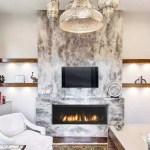 Marble Fireplace A Beautiful And Stylish Idea For A Modern Interior Mantel Surround Hackrea