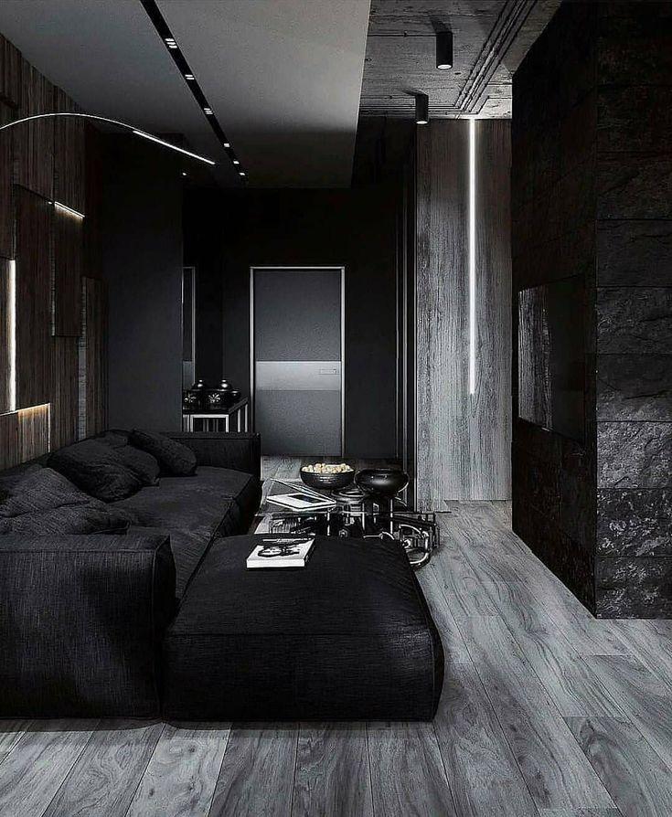 Modern loft-style interior design: ideas & trends for 2021 ...