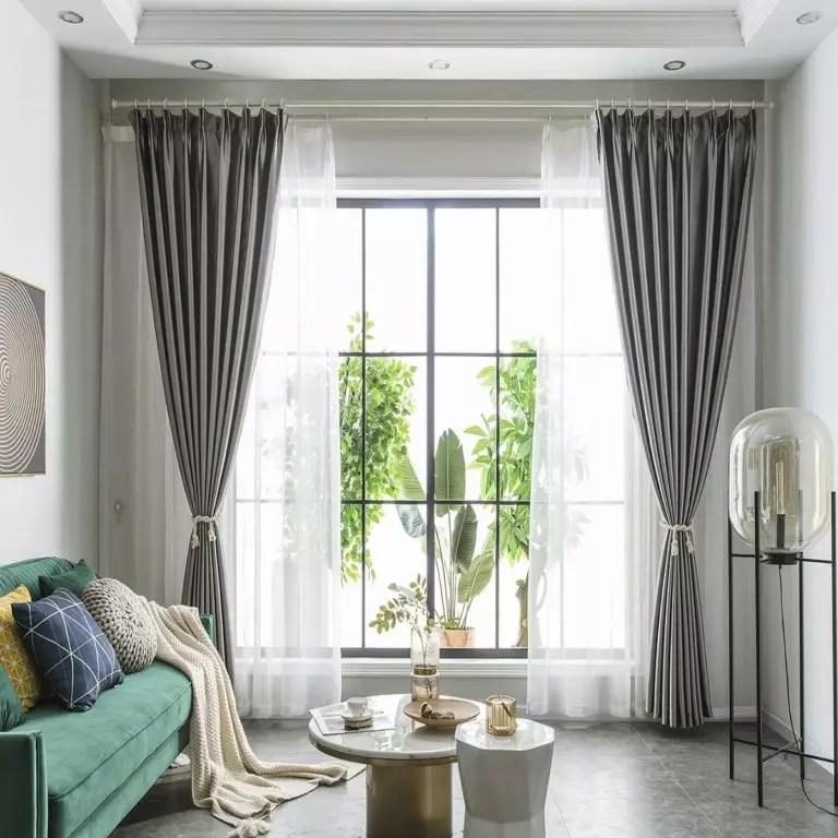 curtain ideas for large windows tips