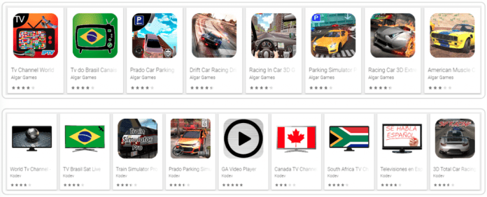 85 adware infected apps on Play Store installed by 9M users