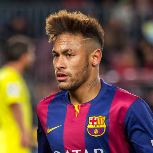Neymar Haircut – Awesome Neymar Jr.'s Hairstyles 2017