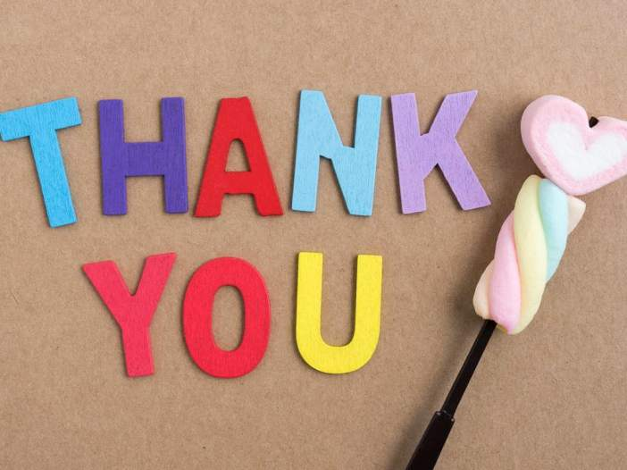 Thank You Messages for Friends - Inspirational, Emotional & Funny