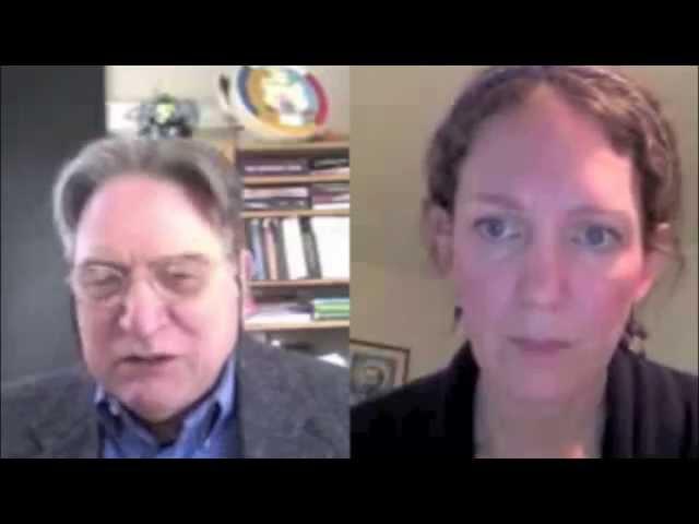 Alfred Lambremont Webre e Laura M.Eisenhower
