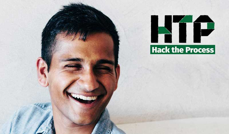 Learning from Tea with Strangers with Ankit Shah on Hack the Process Podcast, Episode 10