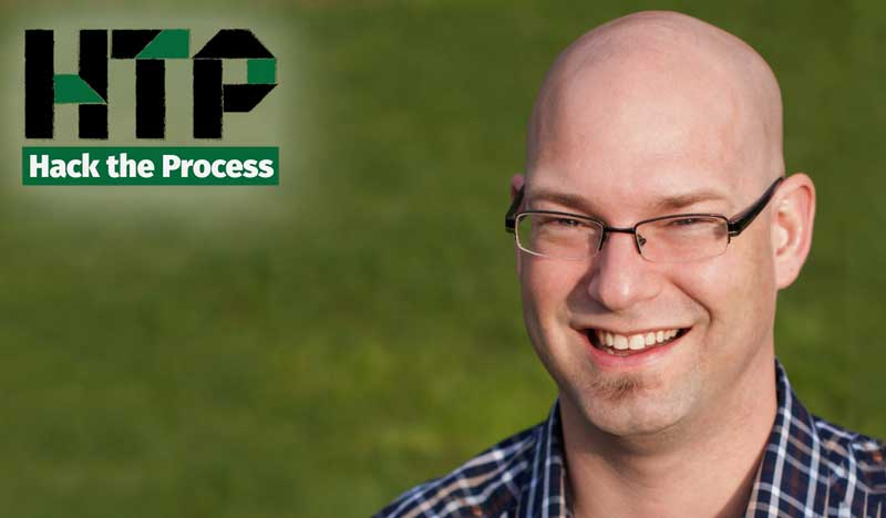 Writing as a Sustainable Career with Jon Dykstra on Hack the Process Podcast, Episode 24