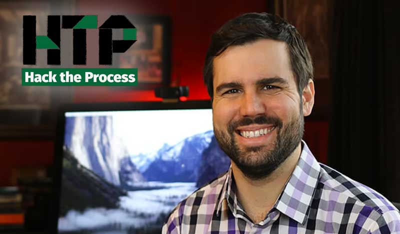 Freelancing and Business Consulting Success with Brennan Dunn on Hack the Process Podcast, Episode 26