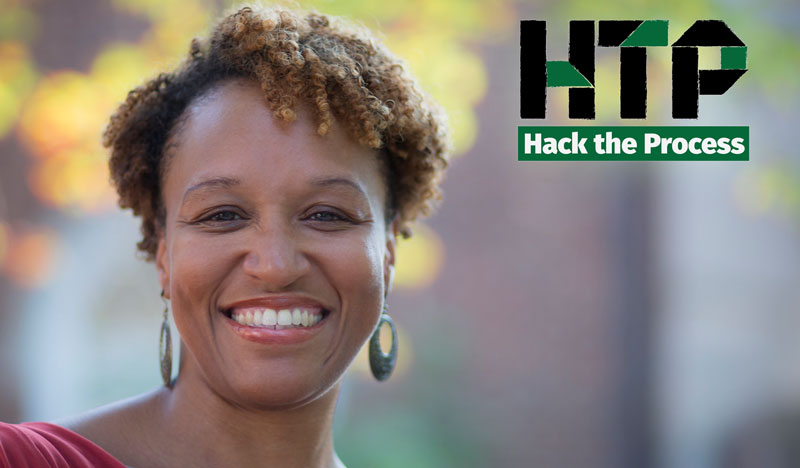 Connecting Personal Productivity and Community Engagement with Dr. Kesha Moore on Hack the Process Podcast, Episode 41