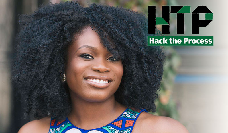 Side Hustling Like a Pro with Nicaila Matthews on Hack the Process Podcast, Episode 46
