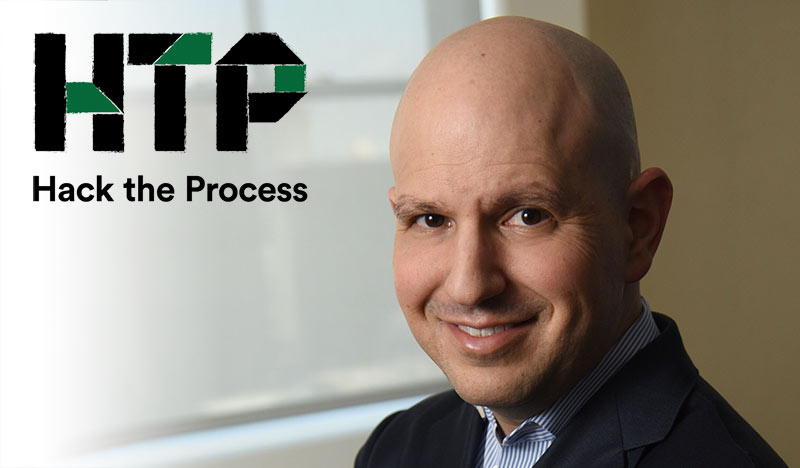 Blowing Up Best Practices with Steve Goldbach on Hack the Process Podcast, Episode 62