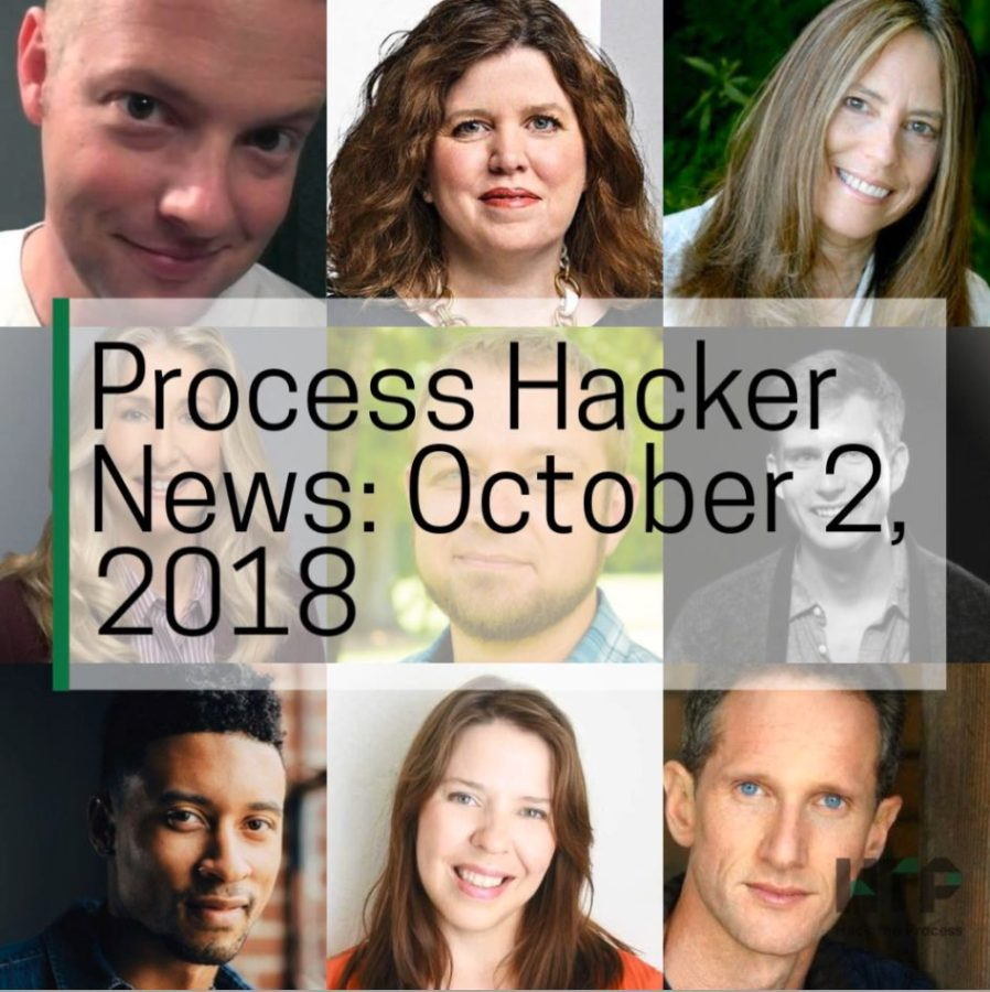 2018-10-02 Process Hacker News – Rentable Fashion, Courageous Parenting, Effective Moonlighting, and More