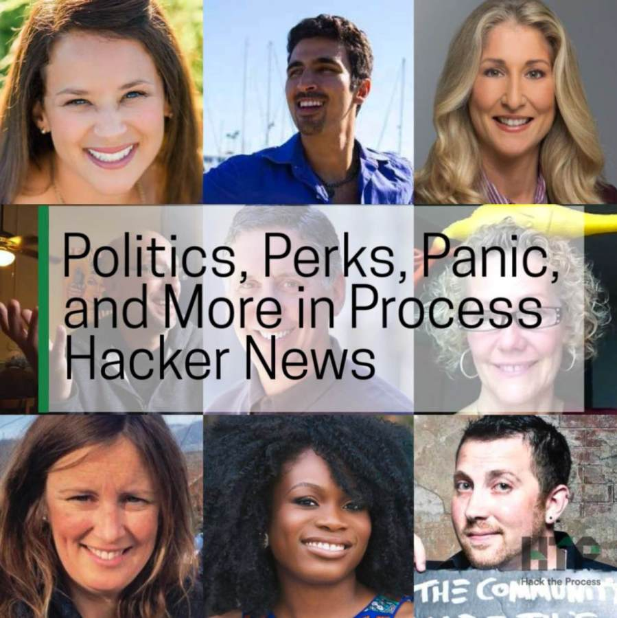 Politics, Perks, Panic, and More in Process Hacker News