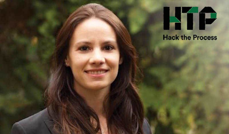 Stephanie Scapa of WEYV Rocks the Digital Media Boat on Hack the Process Podcast