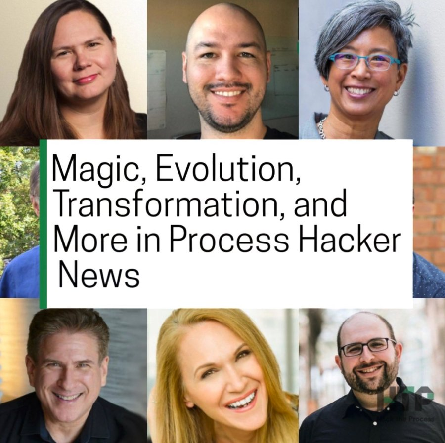 Magic, Evolution, Transformation, and More in Process Hacker News