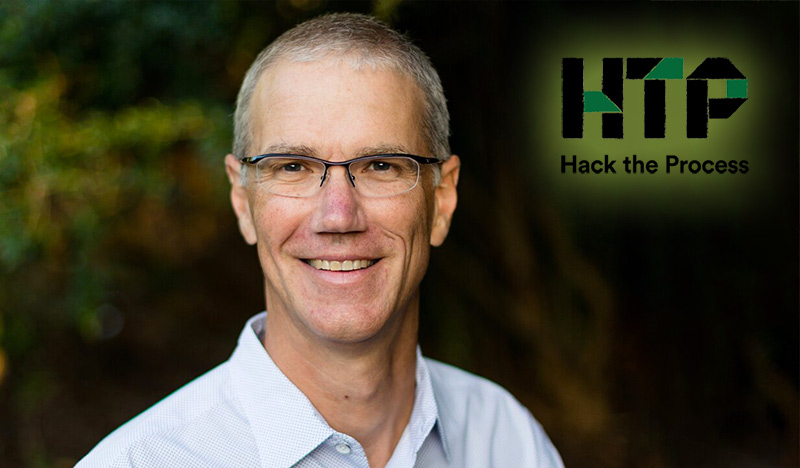 Chuck Swoboda Tells Us the Difference Between Invention and Innovation on Hack the Process Podcast