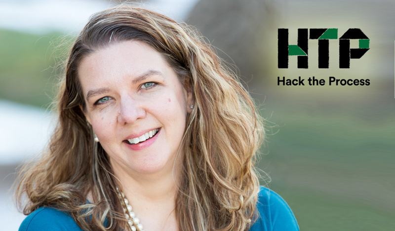 Denise Liebetrau Can Help You Earn What You're Worth on Hack the Process Podcast