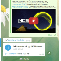 Come scaricare video o musica da Youtube