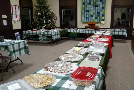 Higganum Congregational Church Cookie Walk: Dec. 15, 2018