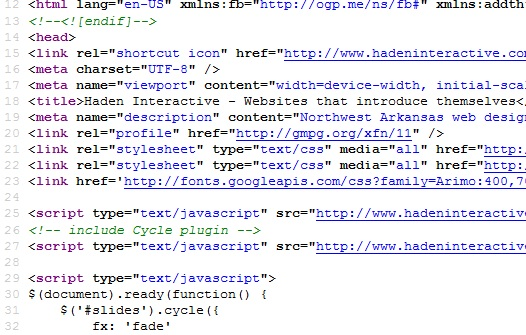 Do You Need to Know HTML? | Haden Interactive