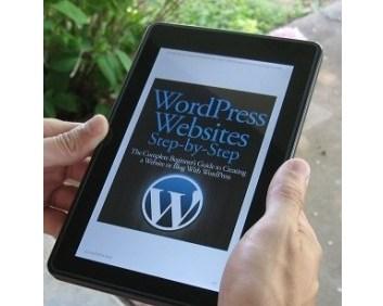 WordPress Websites Step by Step