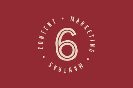 Content marketing mantras
