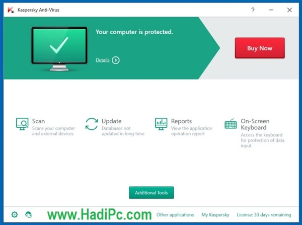 Kaspersky Antivirus 2017 Key Crack