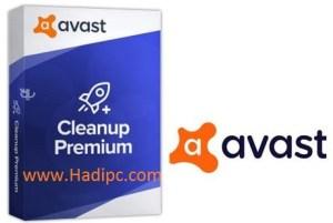 Avast Cleanup Premium Key 20.1 Crack