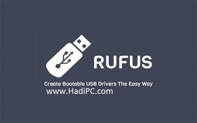 Rufus 2.18 Build 1213 Final + Portable