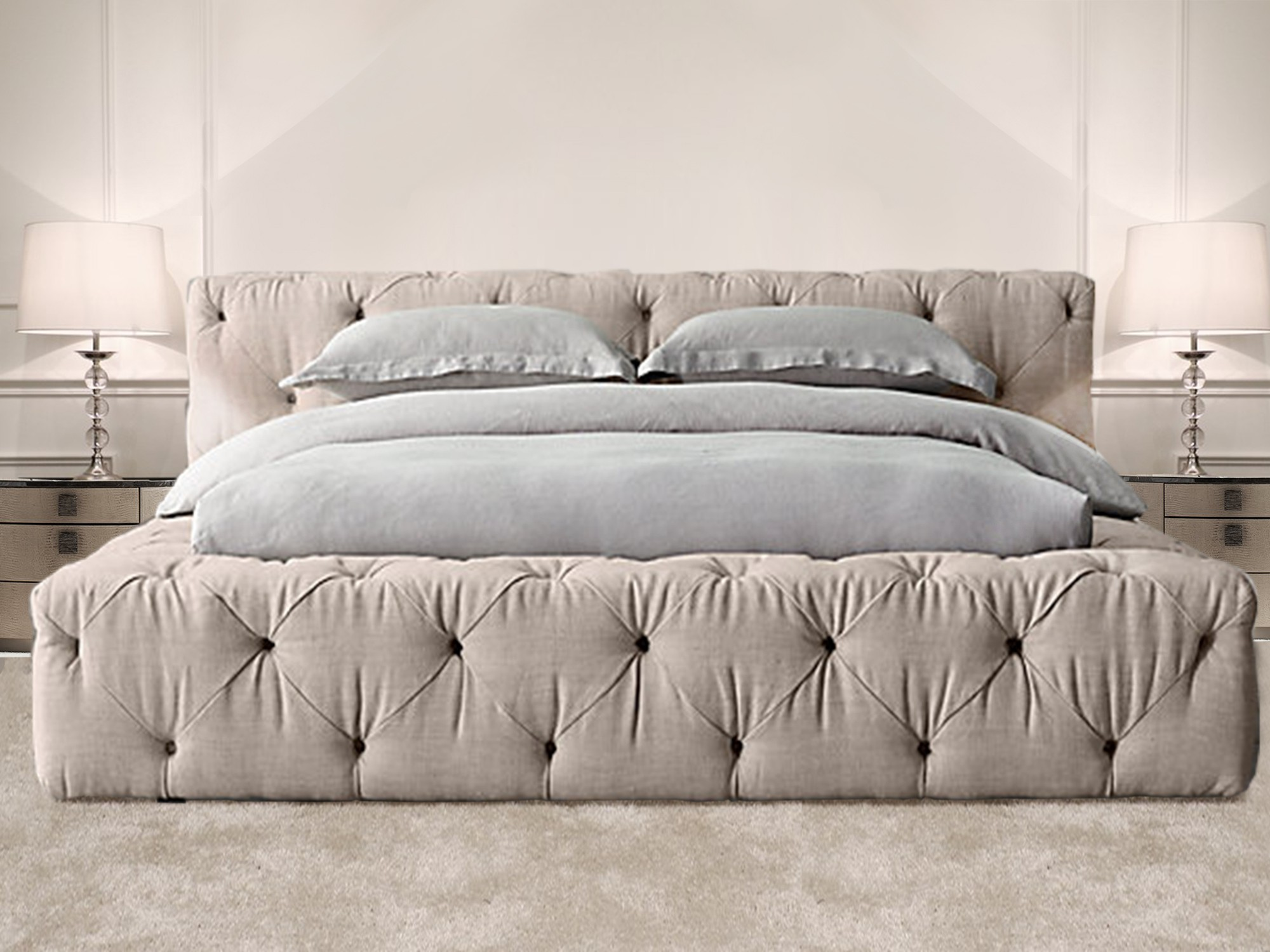 The Chesterfield Bed Hadley Rose