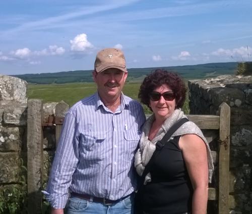 John and Allison Redgrave