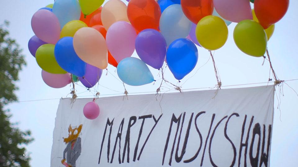 MartyMusicShow – Ça va péter