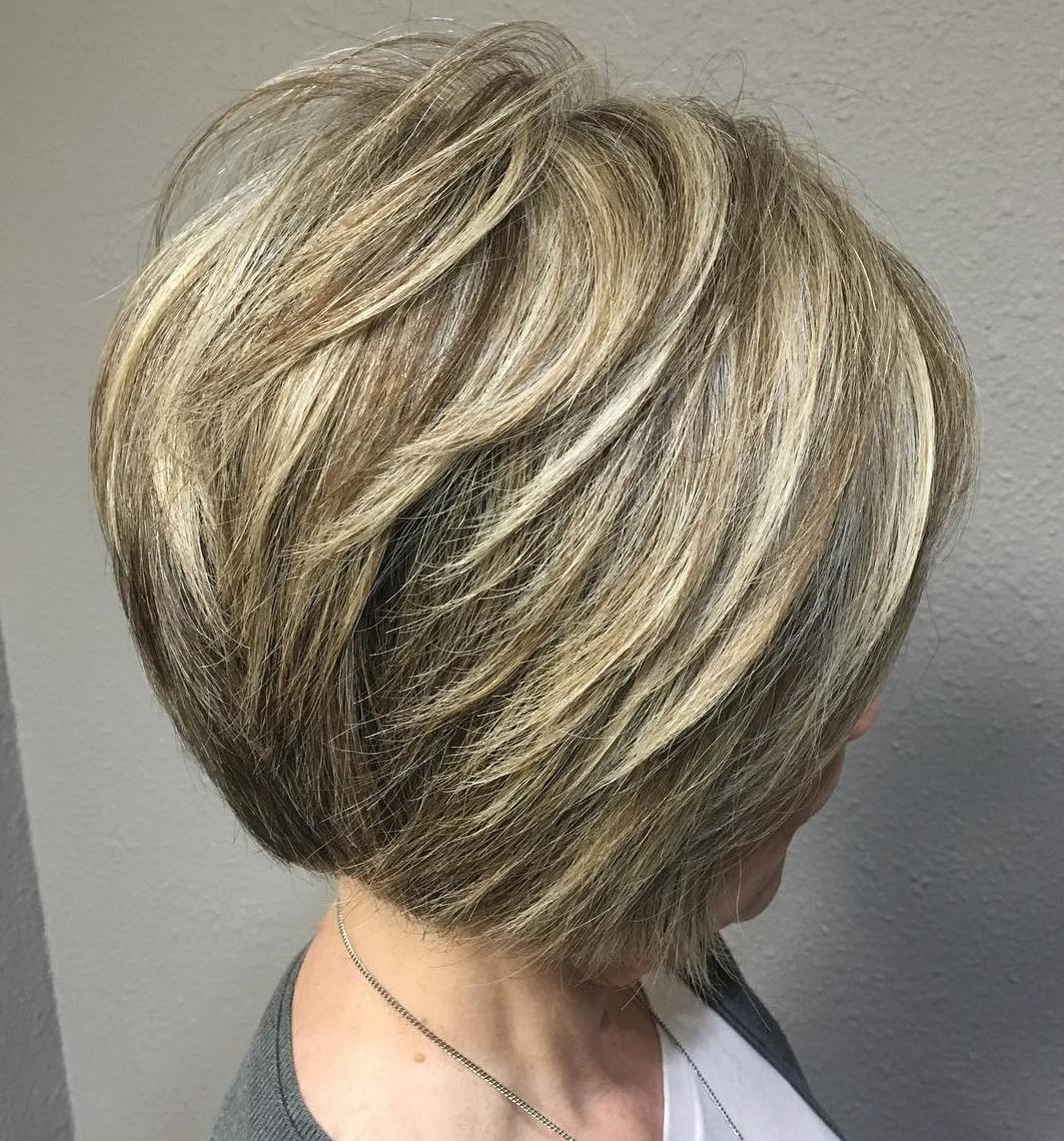 Short Graduated Thick Bob