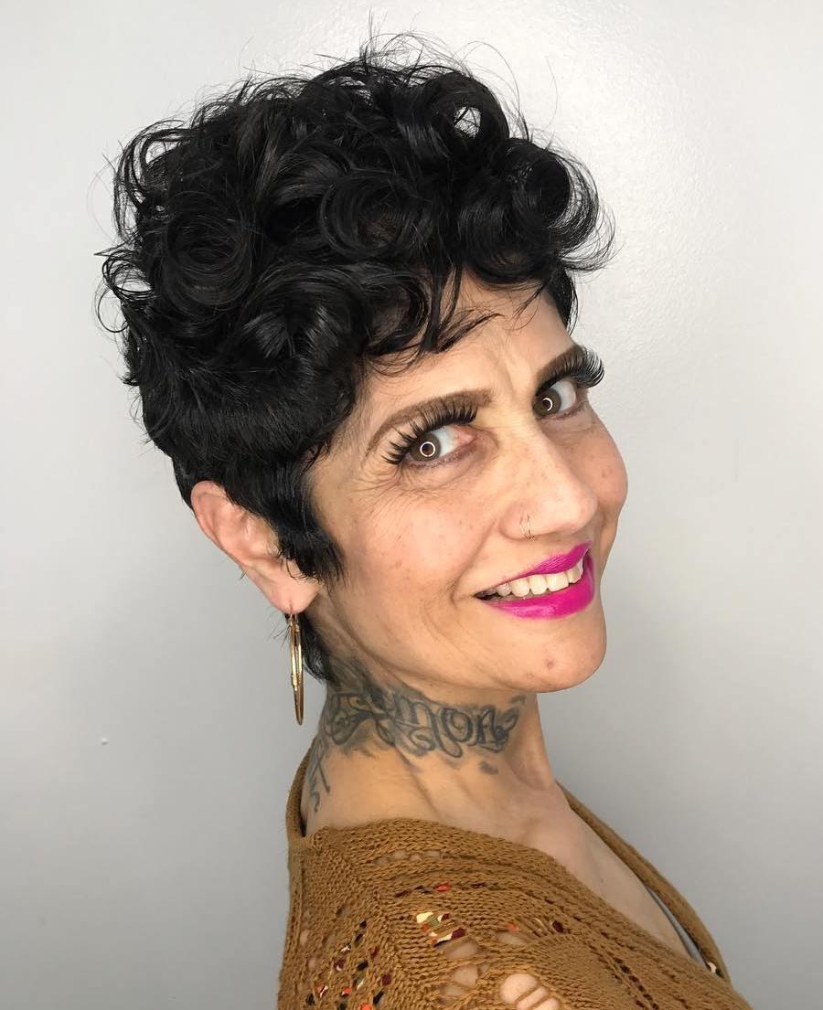 best short hairstyles for women over 50 in 2019 - hair adviser