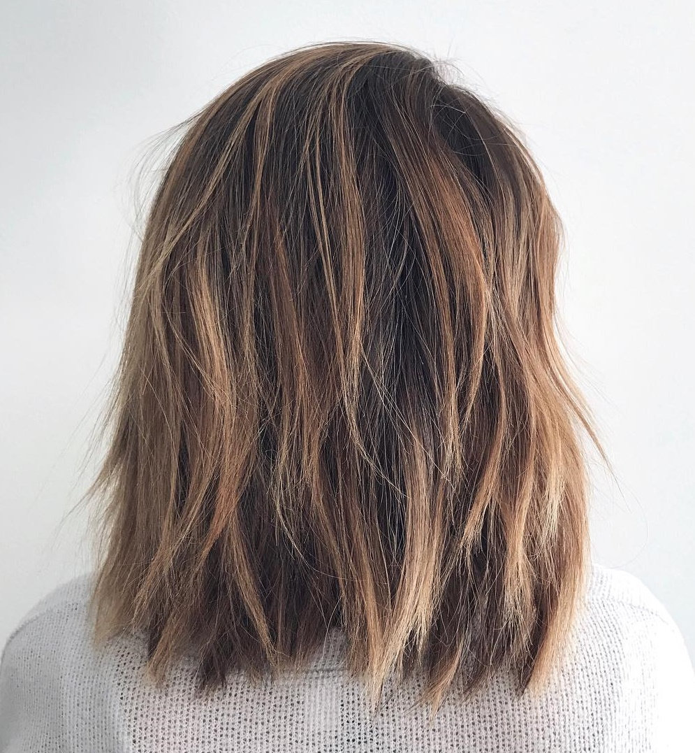 11 Best Medium Length Layered Haircuts in 11 - Hair Adviser