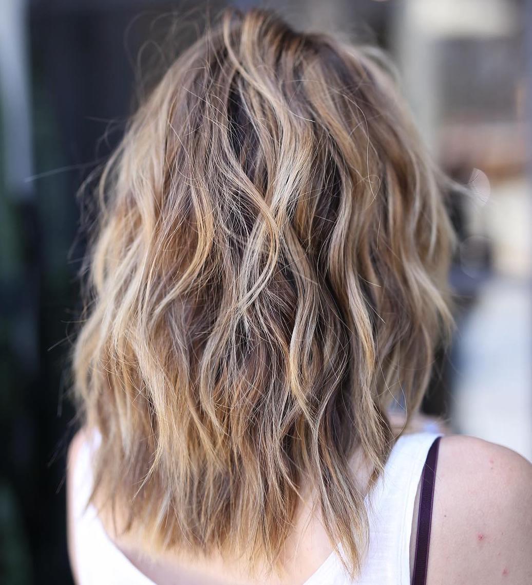 12 Best Medium Length Layered Haircuts in 12 - Hair Adviser