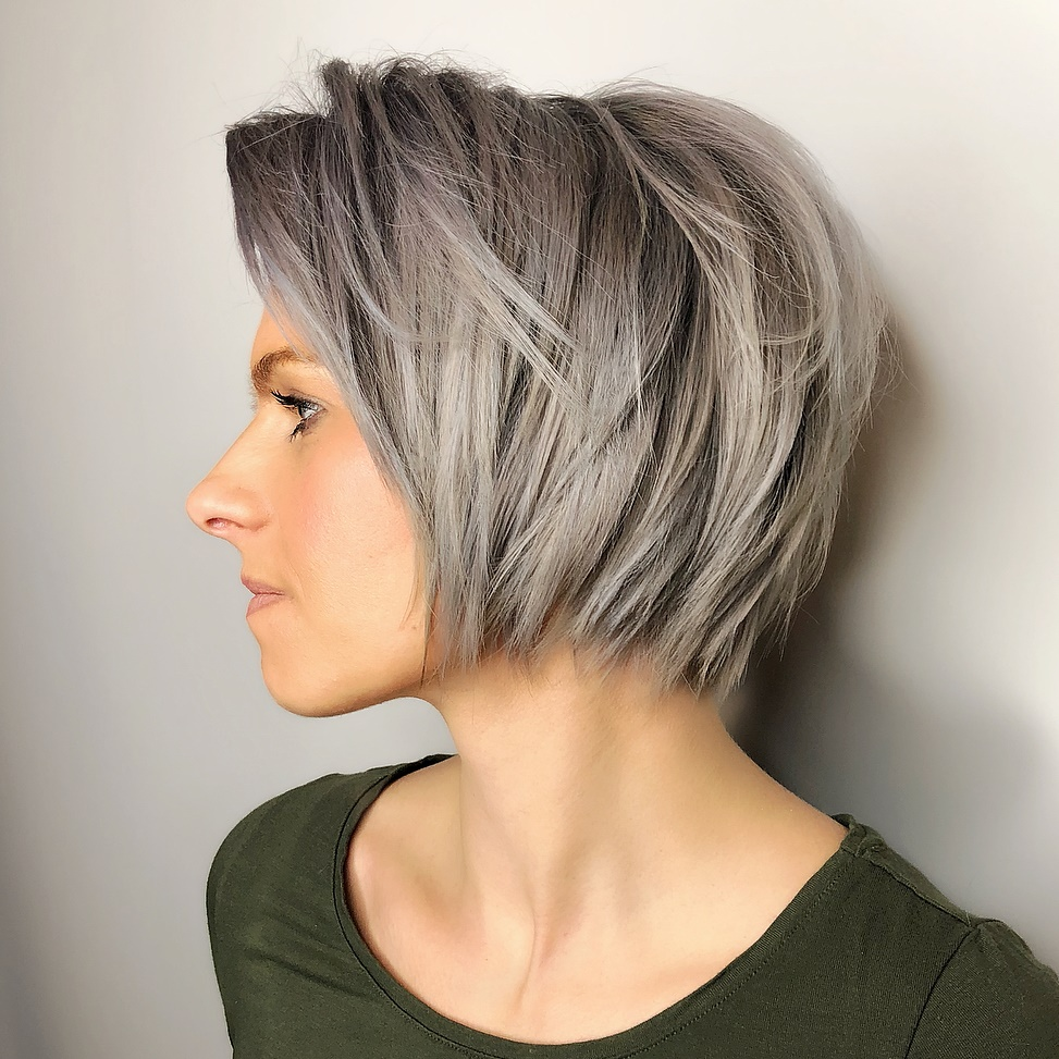 Choppy Low Maintenance Layered Haircuts For Thick Hair 67