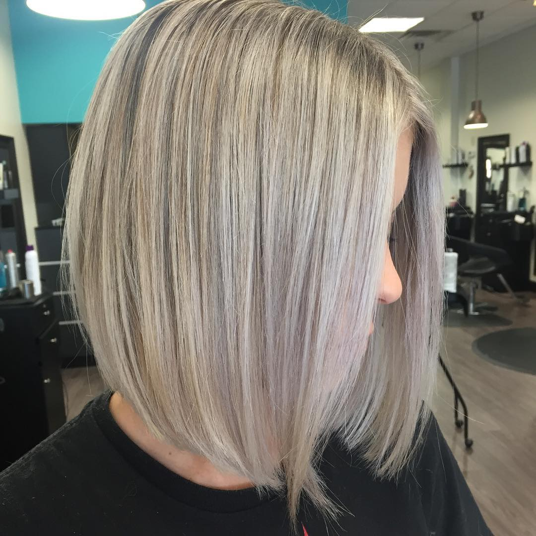 Sleek Gray Lob