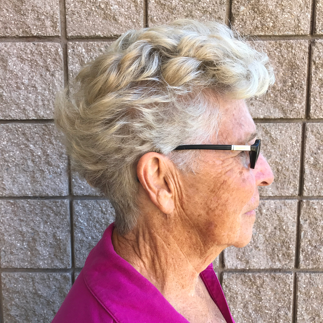 70+ Pixie Fauxhawk for Thick Hair